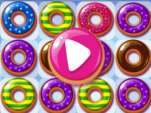Thumbnail of Donut Crash Saga