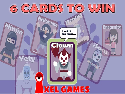 6 Cards To Win thumbnail