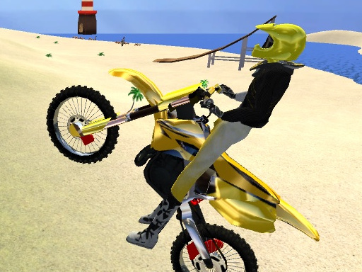 Moto Beach Ride thumbnail