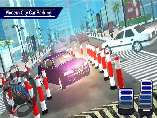 City Mall Car Parking Simulator thumbnail