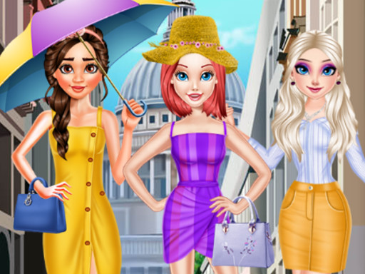 Princess Summer Fashion thumbnail