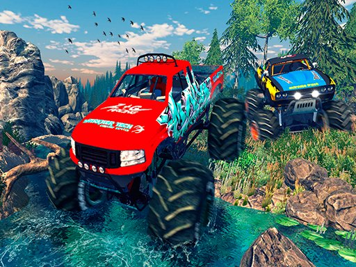 Thumbnail of Offroad 4x4 Hilux Jeep Drive Prado Monster Truck