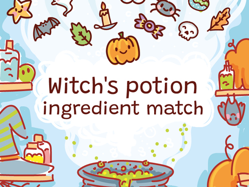 Thumbnail for Potion Ingredient Match