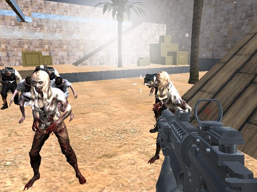 Combat Strike Zombie Survival Multiplayer thumbnail