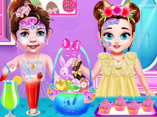 Baby Taylor Happy Easter thumbnail