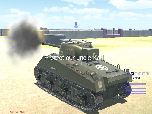 2020 Realistic Tank Battle Simulation thumbnail