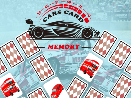 Thumbnail of Cars Card Memory