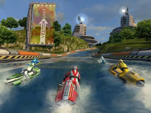 Xtreme Boat Racing Game thumbnail
