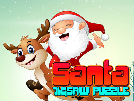 Thumbnail of Santa Jigsaw Puzzle Game