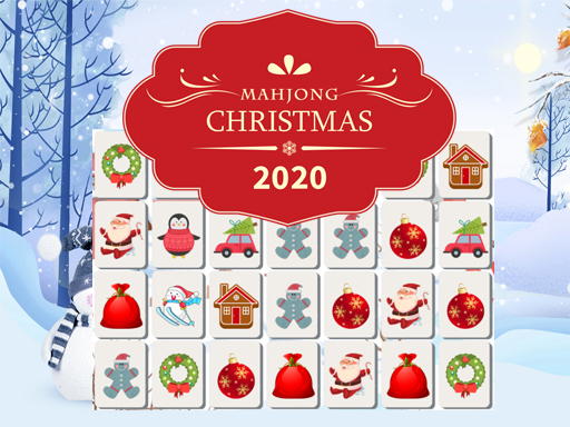 Christmas Mahjong Connection 2020 thumbnail