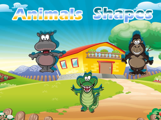 Thumbnail for Animals Shapes