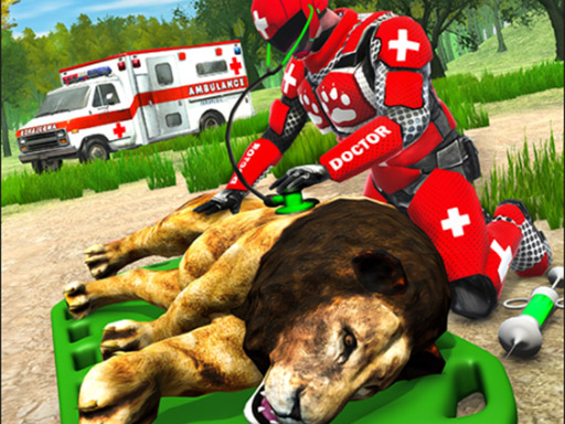 Real Doctor Robot Animal Rescue thumbnail