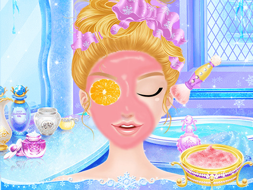 Princess Salon Frozen Party thumbnail