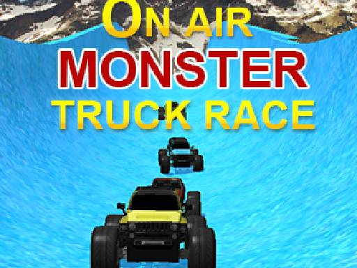 On Air Monster Truck Race thumbnail