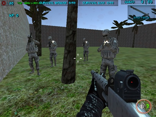Thumbnail of Survival Wave Zombie Multiplayer