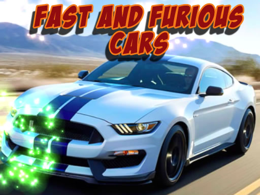 Fast And Furious Puzzle thumbnail