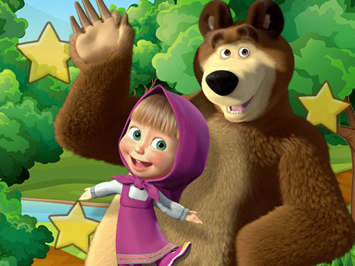 Little Girl and the Bear Hidden Stars thumbnail