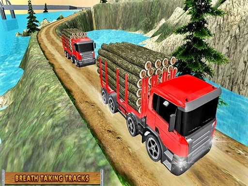 Truck Hill Drive Cargo Simulator Game thumbnail
