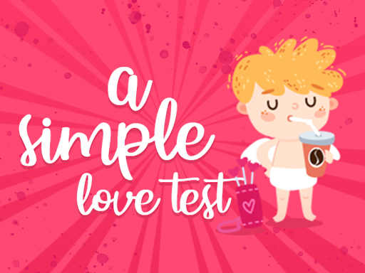 a Simple Love Test thumbnail