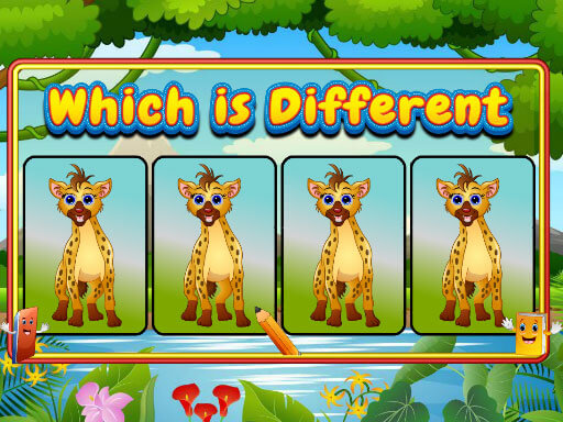 Which Is Different Animal thumbnail