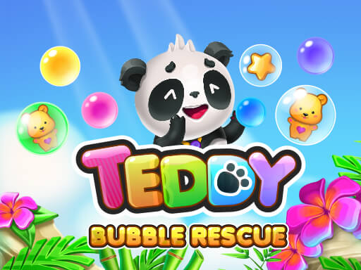 Teddy Bubble Rescue thumbnail