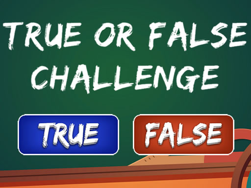 True or False Challenge thumbnail