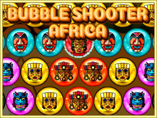 Thumbnail for Bubble Shooter Africa