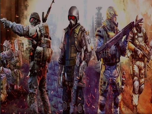 Counter Terrorist Shooting Strike thumbnail