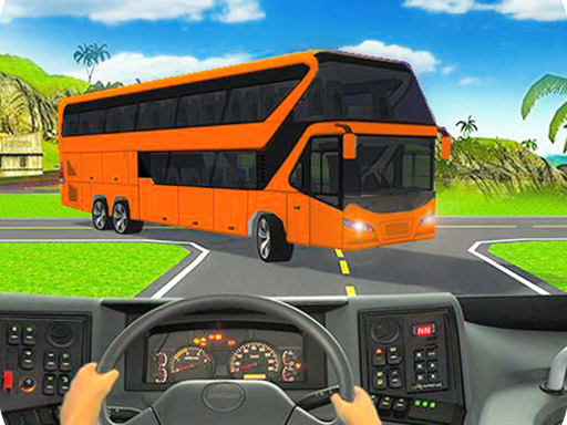 Heavy Coach Bus Simulation Game thumbnail