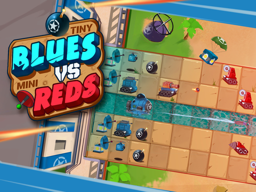 Tiny Blues Vs Mini Reds thumbnail