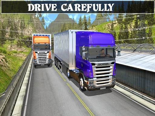 Thumbnail of Uphill Cargo Trailer Simulator 2k20