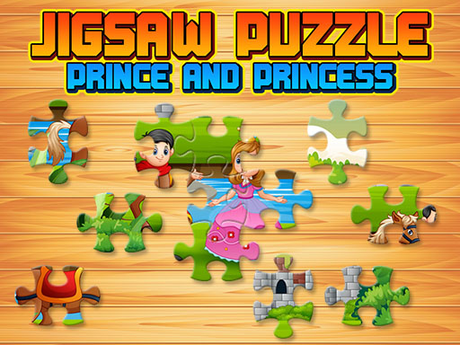 Thumbnail for Prince And Princess Jigsaw Puzzle