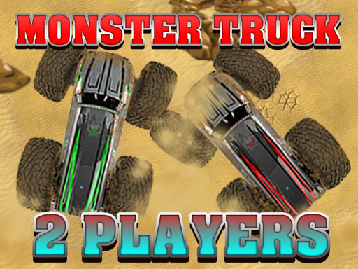 Monster Truck 2 Player Game thumbnail