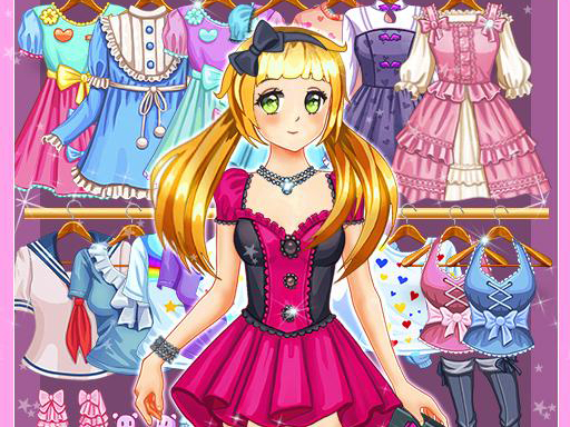 Anime Kawaii Dress Up thumbnail