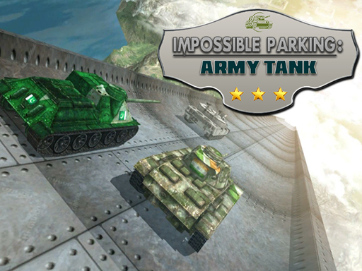 Impossible Parking Army Tank thumbnail