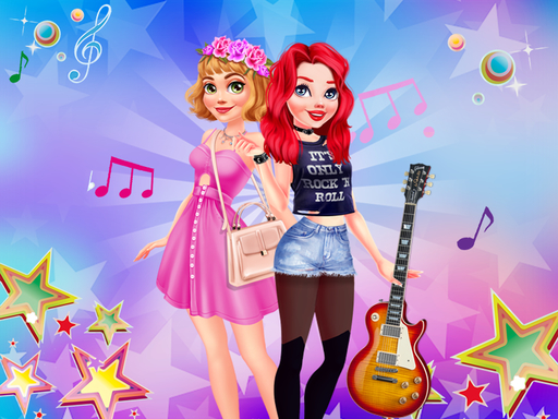 Princesses Music Stage thumbnail