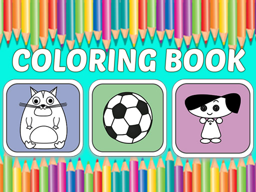 Thumbnail for Coloring Book