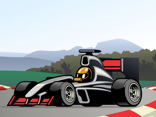 Thumbnail of Super Race Cars Coloring