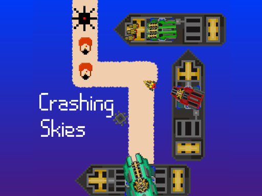 Crashing Skies thumbnail