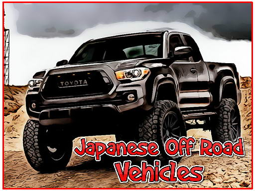 Thumbnail of Japanese Off Road Vehicles