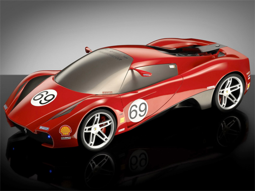 Super Cars Jigsaw Puzzle thumbnail