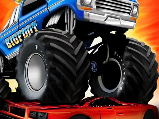 Thumbnail of Monster Offroad Truck