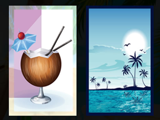 Beach Cocktails Memory thumbnail