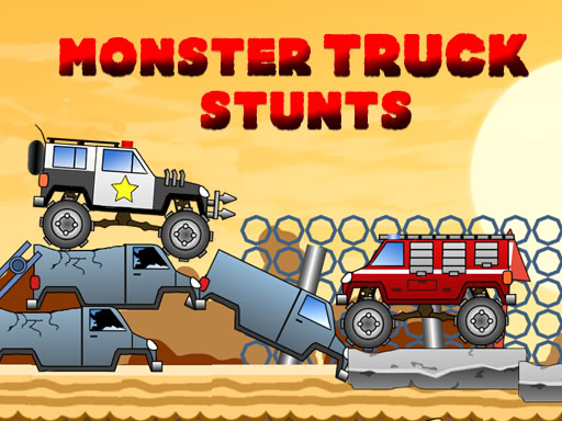 Monster Truck Stunts thumbnail