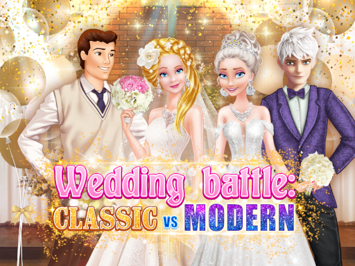 Thumbnail of Wedding battle Classic vs Modern