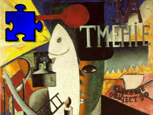 Malevich Puzzle thumbnail