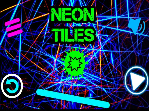 Thumbnail of Neon Tiles