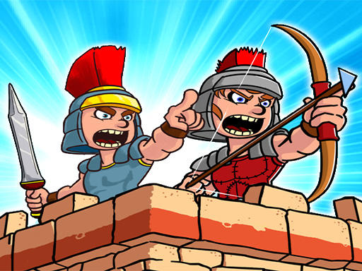 Thumbnail of Empire Rush Rome Wars Tower Defense