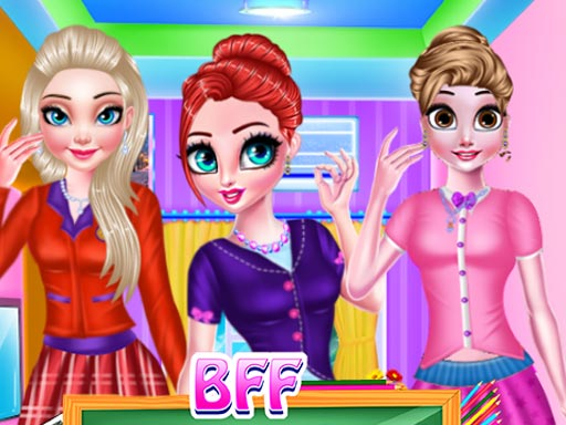 BFF High school style thumbnail