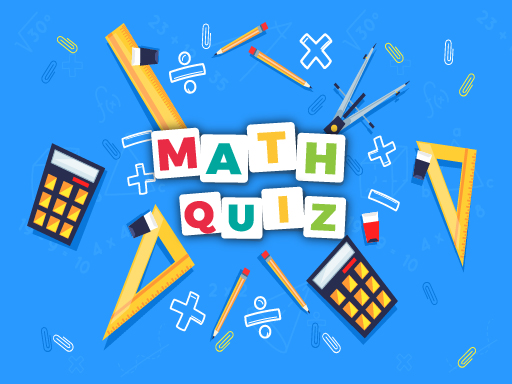 Thumbnail of Math Quiz Game